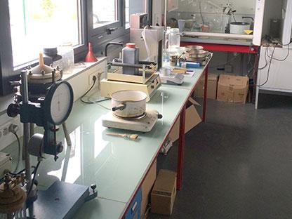 Laboratoire Enrobés
