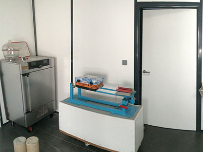 Laboratoire Béton